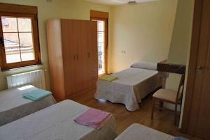 dormitorio chimenea despedidas de soltero en salamanca